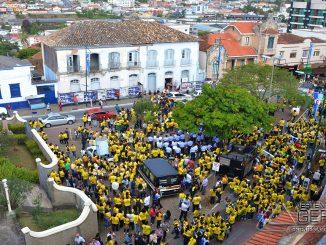 Campanha Setembro Amarelo em Barbacena