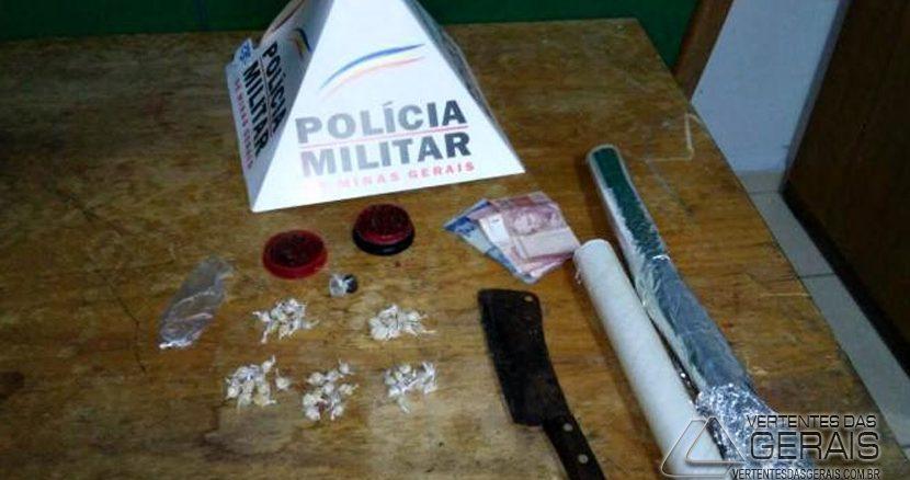 DROGAS-APREENDIDAS