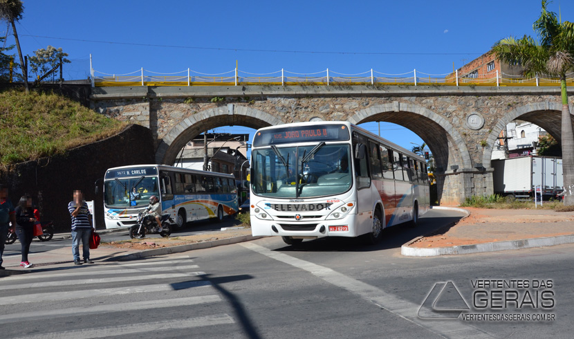 Arco central do Pontilhão é reaberto para trânsito de veículos