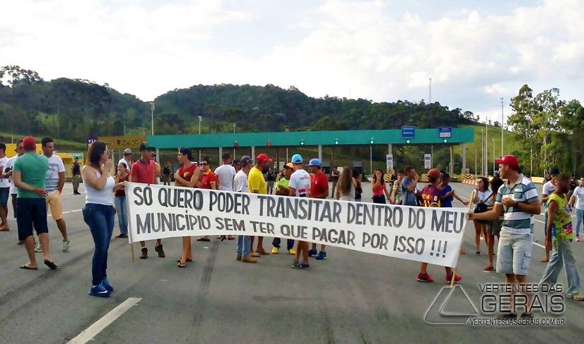 MORADORES DE CORREIA DE ALMEIDA VOLTAM A PARALISAR A 040