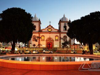 Santuário de Nossa Senhora da Piedade em Barbacena.