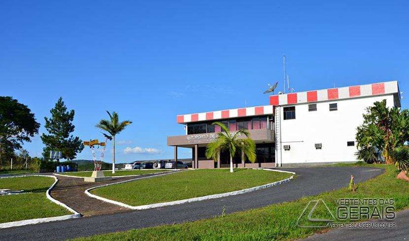 COLUNA IMAGENS: AEROPORTO MILITAR DE BARBACENA