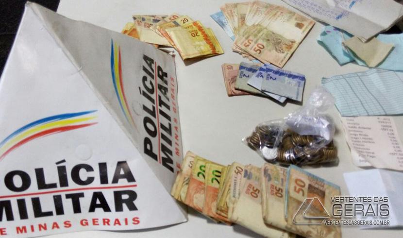 """PM APREENDE MAIS DE 17 MIL REAIS NA OPERAÇÃO 'LAS VEGAS"""""""