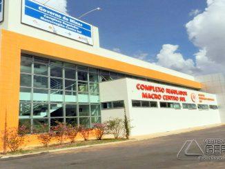 Sede do CISRU-Centro Sul em Barbacena.