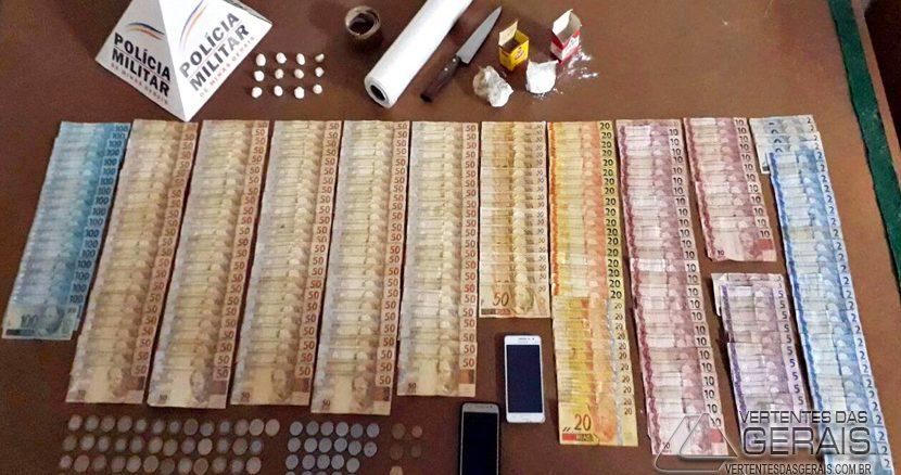dinheiro-e-drogas-apreendidos