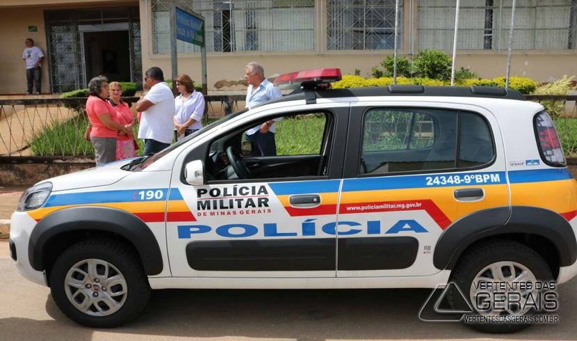 TRIO ASSALTA CAMINHONEIROS EM DOIS POSTOS DE COMBUSTÍVEL NA 040 EM VASCONCELOS