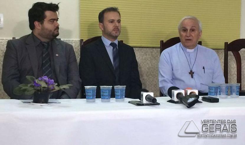 Condenação de jovem que matou padre em Barbacena foi divulgada nesta sexta-feira (7) (Foto: Carlos Eduardo Alvim/G1)