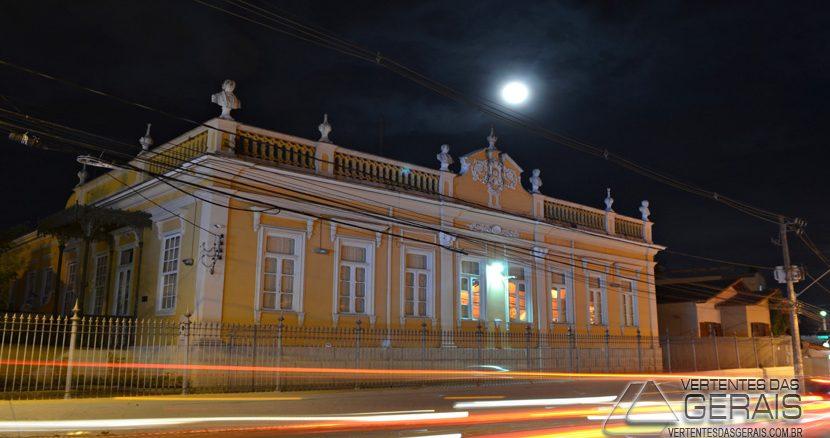 Escola Estadual Bias Fortes em Barbacena