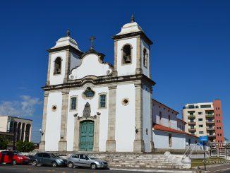 Igreja Matriz de Nossa Senhora da Conceição em Conselheiro Lafaiete