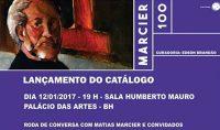 COLUNA DÉBORA MARCIER: LANÇAMENTO DE CATÁLOGO MARCIER 100
