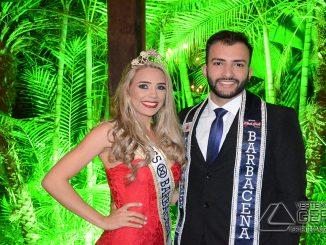 Rafaela de Paula e Marllon Bruno, concorrem ao título de Miss Mundo MG e Mister MG 2017