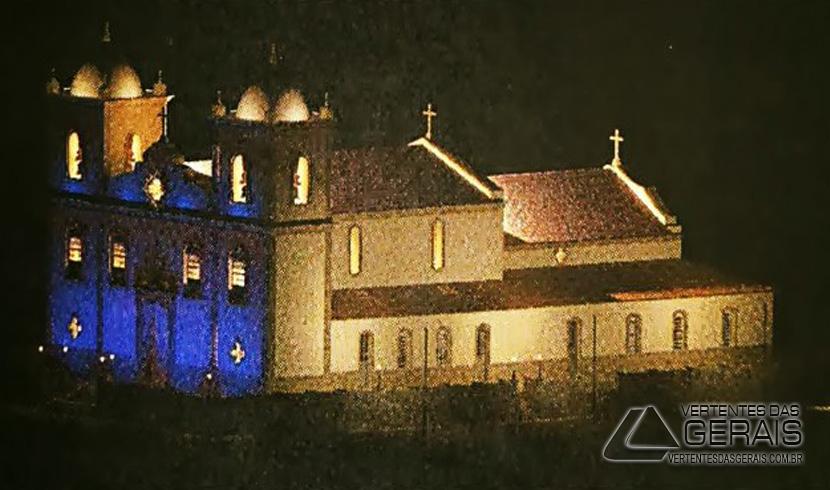 Santuário da Piedade pode ganhar  iluminação de led