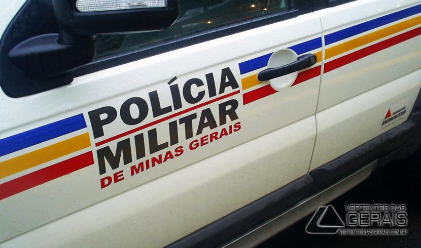 Ocorrência: Veículos furtado são recuperados em Barbacena
