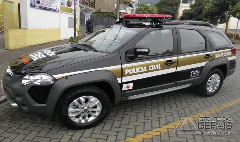 Ocorrência: Homem é detido suspeito de se passar por policial civil