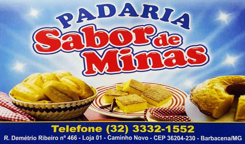 COLUNA JANUÁRIO BASÍLIO APRESENTA AS DELÍCIAS DA PADARIA SABOR DE MINAS
