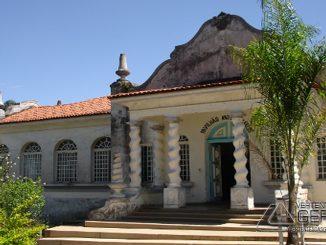 O Centro Hospitalar Psiquiátrico de Barbacena (Crédito: Divulgação/Fhemig)