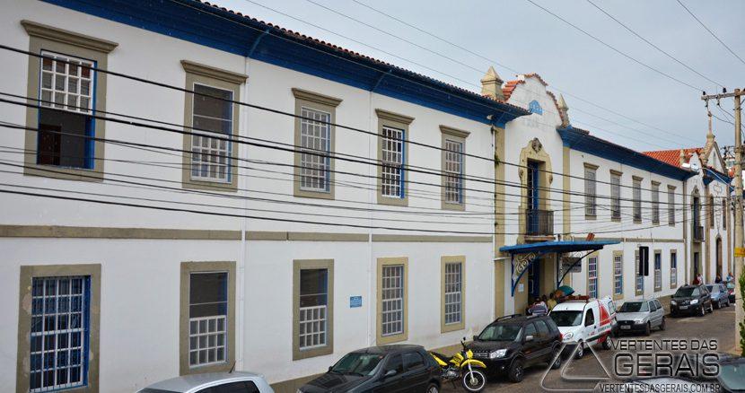 Santa Casa de Misericórdia de Barbacena.