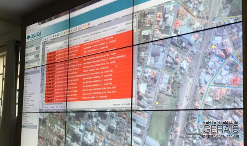 Prefeitura inaugura Centro de Controle Operacional do SAS