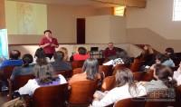 Secretaria de Educação se reúne com diretoras das escolas municipais