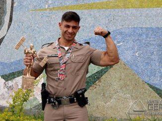 2º Sgt. PM Douglas Mendonça