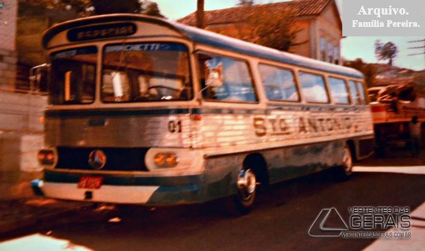 Coluna Januário Basílio: Memória do Transporte Coletivo