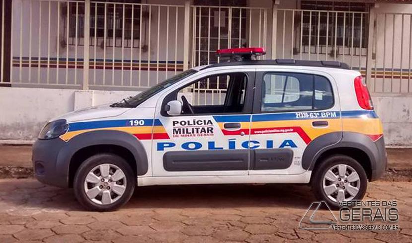 BANDIDOS ROUBAM  DINHEIRO E CELULARES DURANTE ASSALTO EM POSTO DE GASOLINA NA 040