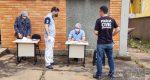 POLÍCIA CIVIL VACINA CONTRA INFLUENZA TODO O EFETIVO DO 13º DEPARTAMENTO