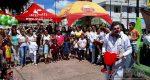 COLUNA JANUÁRIO BASÍLIO: EVENTOS REALIZADOS NA PRAÇA MOVIMENTA O CENTRO DE BARBACENA