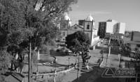 Praça dos Andradas- Destaque: Santuário de Nossa Senhora da Piedade