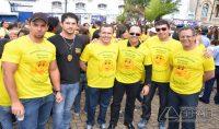 Equipe do 13º Departamento de Polícia Civil MG