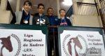 CERCA DE 50 ENXADRISTAS PARTICIPARAM DO INÍCIO DO CIRCUITO ESTUDANTIL DE XADREZ