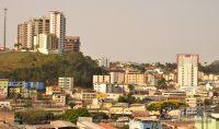 Vista parcial da cidade.