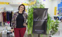 Lica Monteiro, representando o Espaço Fabiana Monteiro.
