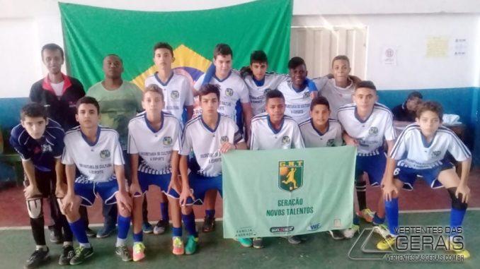Barbacena realiza a 1ª Copa Estudantil do Projeto Geração Novos Talentos. 1e9ee07700be2