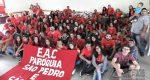 GINCANA EAC-PARÓQUIA SÃO PEDRO E SÃO PAULO, ARRECADA MAIS DE 3 TL DE ALIMENTOS