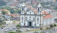Igreja de Nossa Senhora da Boa Morte em Barbacena