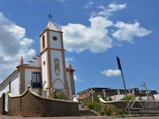 Igreja de Nossa Senhora do Rosário em Barbacena.