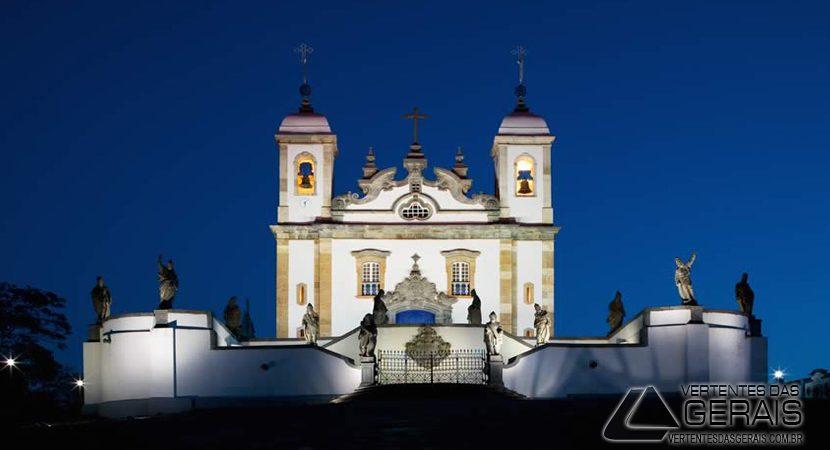 Santuário do Senhor Bom Jesus de Matozinhos.