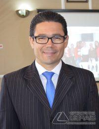 Vereador Odair Ferreira (REDE), Presidente da Câmara Municipal de Barbacena.