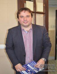 Felipe Alvim,Consultor Empresarial e Promotor da Feicob.