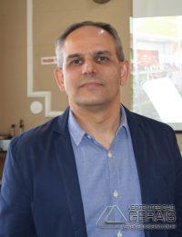 Flávio Dani Franco, Presidente da Associação Comercial de Barbacena.
