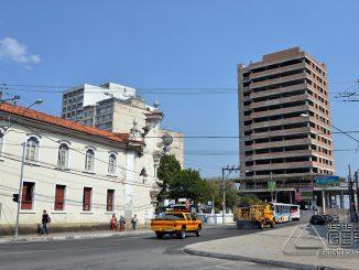 Parcial do centro de Barbacena.