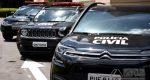POLÍCIA CIVIL PRENDE DOIS SUSPEITOS ENVOLVIDOS EM ROUBO NA CIDADE DE PRADOS