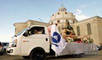 Procissão Motorizada abre os festejos em honra a Padroeira.