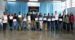 MAIS DE 400 ALUNOS DE CONGONHAS RECEBERAM CERTIFICAÇÃO DO PROERD