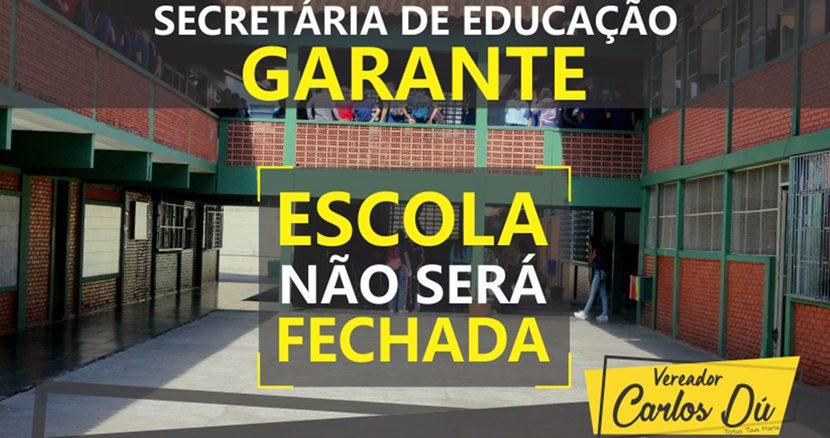 Secretária-de-educação-garante-que-escola-não-será-fechada