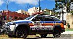 ACUSADO DE TRÁFICO DE DROGAS É DETIDO PELA POLÍCIA MILITAR NO SANTA LUZIA