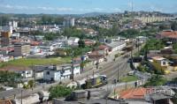 Pátio de Manobras da Estação Ferroviária de Barbacena