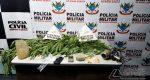 PM PRENDE SUSPEITOS POR FURTO, RECEPTAÇÃO E TRÁFICO DE DROGAS EM OURO BRANCO