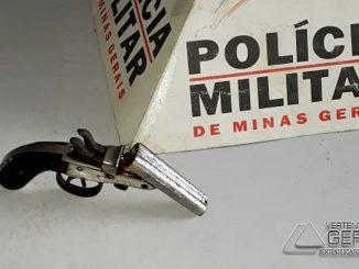 arma-apreendida-em-santos-dumont-mg